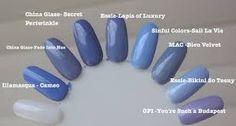 blue comparisons