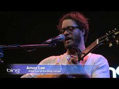 Amos Lee - Night Train (Bing Lounge) - YouTube