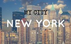 MY CITY New York