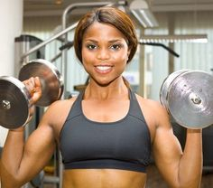 black girls who lift