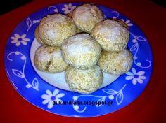 Όλα για τη δίαιτα Dukan: Κουραμπιέδες Ντουκάν Ducan Diet Recipes, Baked Potato, Lose Weight, Potatoes, Baking, Vegetables, Ethnic Recipes, Food, Beauty