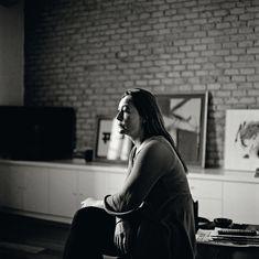 Sandra Balsells (Barcelona, 1966) Fotografía de Estela de Castro