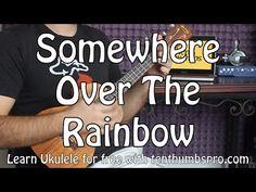 Somehwere Over The Rainbow - Ukulele Tutorial - Iz Song Order 1:31 Strum Pattern 2:07 Instrumental Intro 4:07 Ohhh Intro 6:56 Chorus 9:03 Verse 10:55 Outro 1...