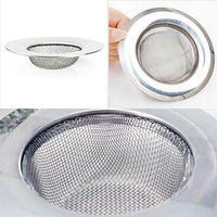 1 unids aparatos de cocina de acero inoxidable tapón de drenaje del filtro de…