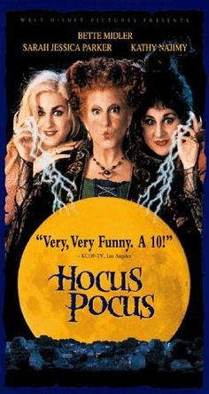 Hocus Pocus...Halloween tradition