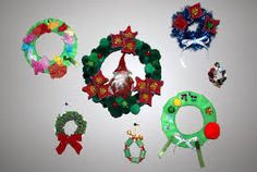 christmas crafts egg cartons - Google Search