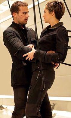 Four and Tris • Insurgent