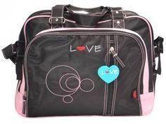 Bolsa com Trocador Baby Luxo - Love