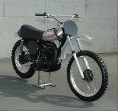 1973 Yamaha MX125 had one between my two 250's