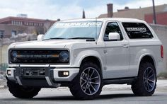 2018 Ford Bronco Concept Rumors - http://www.carmodels2017.com/2016/03/31/2018-ford-bronco-concept-rumors/