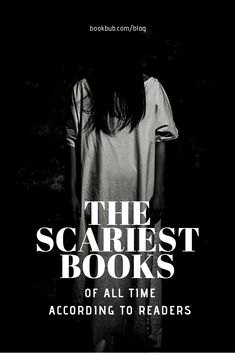 The best scary books of all time, based on reader recommendations. #books #booksworthreading #scary I Love Books, Good Books, Books To Read, Book Suggestions, Book Recommendations, Reading Lists, Book Lists, Best Scary Books, I Love Series