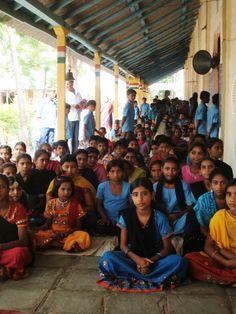 School in rural India