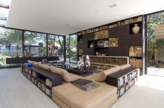 Loft 24/7 by Fernanda Marques >> http://www.homeadore.com/2015/05/28/loft-247-fernanda-marques/… Please RT #architecture #interiordesign