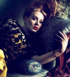 fab Adele CU