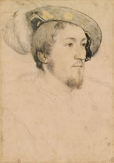 Hans Holbein the Younger - An unidentified man RL 12260.jpg