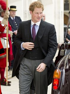 Prince Harry of Wales was born in 1984, the younger son of Prince Charles and Princess Diana. He is 4th in the line to the throne, behind his father, brother and his nephew Prince George of Cambridge.