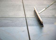 5 Smart Ways to Use a Slab of Concrete - Bob Vila Diy Concrete Patio, Concrete Patio Designs, Concrete Cement, Concrete Countertops, Diy Patio, Concrete Leaves, Cement Art, Concrete Crafts, Concrete Projects