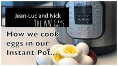 In this video, we take you through the steps to hard-boil our eggs in the instant pot. A quick and easy process that makes hard-boiled eggs taste rich and cr. Cold Water Bath, Making Hard Boiled Eggs, Phyllo Dough, Multigrain, How To Cook Eggs, Key Lime, Pressure Cooking, Instant Pot
