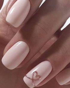 Fresh nail art design ideas for nails Simple Nail Designs, Nail Art Designs, Nails Design, Trim Nails, Cute Acrylic Nails, Beautiful Nail Art, Simple Nails, Pink Nails, Summer Nails