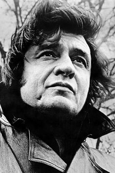Johnny Cash.  RIP 1932-2003    The man in black.  An artist for the poor, the prisoner, the brokenhearted.