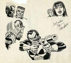 John Romita Sr. - Punisher