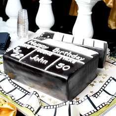 John's 50th Birthday Bash - Hollywood