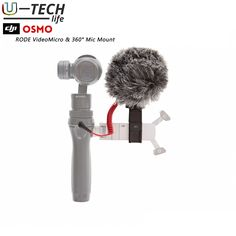 DJI Osmo Quick Release 360 degree Mic Mount [Price: $15.95 & PROMO FREE Shipping Worldwide] #electronics #technology #tech #socialenvy #utechlife #electronic #device #gadget #gadgets #instatech #instagood #geek #techie #nerd #techy #photooftheday #computers #laptops #hack #screen #drones #camera #watches #webcams #smartphone #cars #motorcycles #accessories #mobile #followme