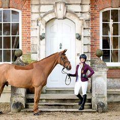HORSE & HOUND PHOTOSHOOT Thoroughbred, Horse Racing, Photoshoot, Horses, Animals, Animales, Photo Shoot, Animaux, Animal