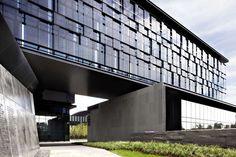 University of Oregon Hatfield-Dowlin Complex on Architizer