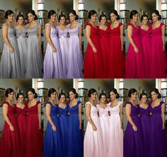 New Noble Cap Sleeve Prom Dress Bridesmaid Dresses Formal Dress Stock Size: 6-18