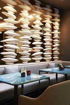 restaurant luxury Restaurant design More - Concept Restaurant, Design Bar Restaurant, Luxury Restaurant, Seafood Restaurant, Cafe Restaurant, Cafe Bar, Vintage Restaurant, Industrial Restaurant, Partition Design