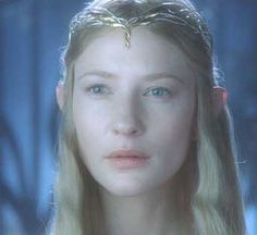 lord of the rings elf queen - Google Search