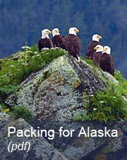 Packing for Alaska. #PackingTips