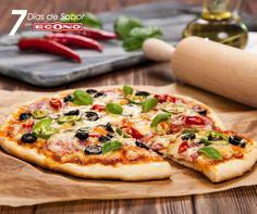 Domingo+-+Pizza+homemade+vegetariana+-+7+días+de+Sabor+con+ECONO