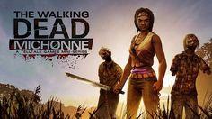 Aprovechando su presencia en la celebración de los Game Awards 2015, Telltale Games decidió mostrar a los participantes The walking dead michone