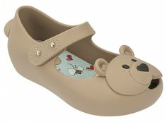 Mini Melissa Ultragirl Bear (Bege Iaia)
