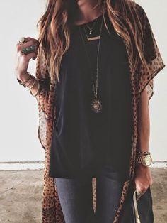Outfit para.... | Boho style | Fim de semana relaxado
