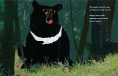 Seven Impossible Things Before Breakfast » Blog Archive » Moon Bear, Who Helps Me Announce a Wee Blog Break