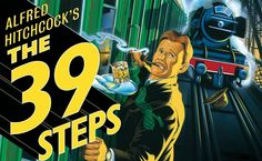 0091-B | Alfred Hitchcock | The 39 Steps | 1935 UK