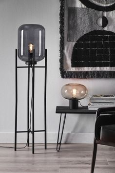 Interior Lighting, Lighting Design, Living Room Tv Unit, I Love Lamp, Lamp Light, Floor Lamp, Light Fixtures, Sweet Home, New Homes