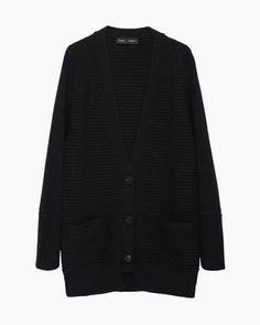 Proenza Schouler  Oversized Cashmere Cardigan