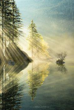 Indulgence of Beauty (Hintersee, Germany) by Stefan Hefele / 500px