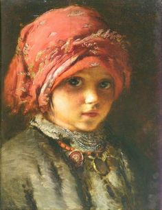 Konstantin Makovskiy Children in art here