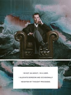 """""""The Abominable Bride"""" - Sherlock Holmes"""