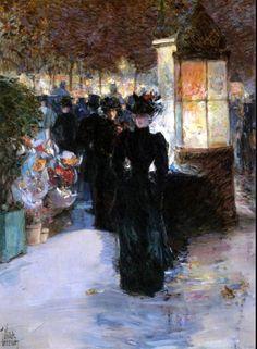Henri Toulouse-Lautrec (1864-1901), French, Post-Impressionist.