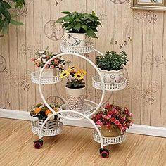 Best 11 Resultado de imagen para suporte para vasos de plantas em ferro – SkillOfKing.Com