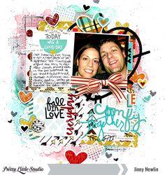 Fall in Love Everyday - Scrapbook.com