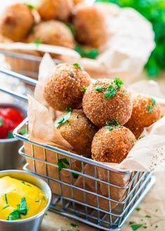 Dutch Meatballs via Jo Cooks