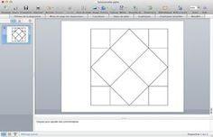 Réalise un menu Cocotte en papier sous Power Point : le tutoriel de Madame…