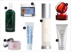 Create a dream facial at home with our favorite products.   Rue  Recommended by: DanCamacho.com/products